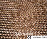 アルミ合金フレームの蒸気化冷却のパッド(7090/7060/5090)