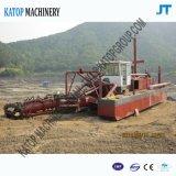 8 Zoll-hydraulischer Scherblock-Sand-Absaugung-Bagger für Verkauf
