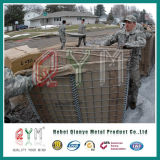 De gelaste Barrières van Hesco van de Vloed van /Anti van de Barrière van Gabion Hesco voor Bescherming