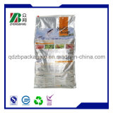 China-Zoll gedruckter wiederversiegelbarer Nahrung- für Haustierereißverschluss-Beutel