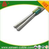 Kurbelgehäuse-Belüftung Isolierflachkabel 300/500V mit Aluminiumkern und Belüftung-Hülle