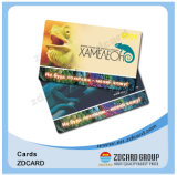 Plastik-VIP gedruckte Chipkarte