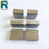 De Segmenten van de diamant voor Graniet