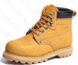 De met de hand gemaakte Schoenen van de Veiligheid Goodyear met Samengestelde Teen RS5855