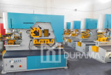 Durama qualificou a máquina hidráulica da indústria siderúrgica da máquina de /Cutting do Ironworker/máquina de perfuração & de corte universal/máquina de estaca/a máquina de perfuração