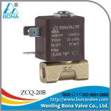 """Vanne électromagnétique 220VAC du laiton 1/8 de Bona """" (ZCQ-20B)"""