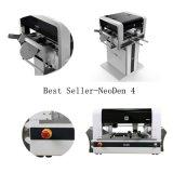 PWB automático de Neoden SMT pequeño que hace la máquina con el sistema de la visión para 0201