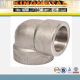 Galvanisierte formbares Eisen-Winkelstück-Rohrfittings