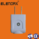 미국 기준 2 편평한 Pin 플러그 (AP6008)