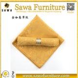 HOTEL-Serviette-Tuch der Hochzeits-Tisch-Serviette-45*45cm quadratisches Haupt