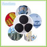 脱硫のための石炭をベースとする作動したカーボン
