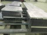 Drilling теплоотвода Bonded ребра CNC подвергая механической обработке алюминиевый