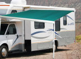 Recreation Vechicle、Windowのための12ft Full Cassette RV Awning