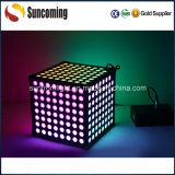 結婚式Party Decoration Disco Colorful 3D LED Cube