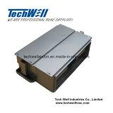 CE Cert 2-Тюбе потолка Скрытый Канальные Тип катушки вентилятора