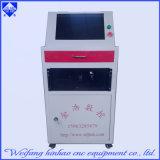 Machine de presse de poinçon de commande numérique par ordinateur de fréquence avec la plate-forme alimentante