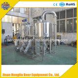 sistema di preparazione della birra 4000L, grande strumentazione della fabbrica di birra della birra