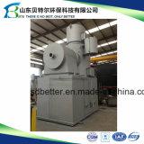 Nuovo inceneratore residuo, 10-500kgs nessun inceneratore nero del fumo