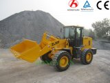 Máquina de la construcción del cargador de la rueda de Zl30f