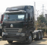 336HP HOWO A7 China Marca Tractor Truck