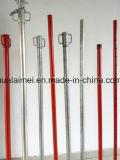 Tubo de acero galvanizado del soporte del &Construction de acero del andamio