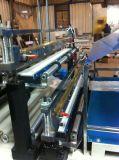 Máquina de fazer saco de selagem inferior de camada dupla