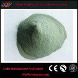 JIS de silicio verde abrasivo de alta pureza Powder
