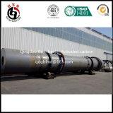 La paume Shell de l'Indonésie a activé des machines de carbone