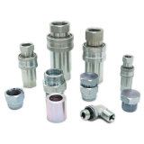 Accoppiamento rapido idraulico di tubo flessibile del montaggio della fabbrica idraulica ad alta pressione dell'accoppiatore rapido