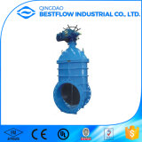 Valvola a saracinesca industriale del ghisa Pn16 F4 F5