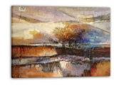 Pintura al óleo abstracta - nuevo diseño (DABS0042)