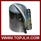 La máquina de la prensa del calor parte el calentador de calidad superior de la taza, calentador de placa, calentador del casquillo