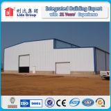 Gruppo di lavoro poco costoso della struttura d'acciaio del rifornimento della fabbrica
