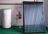 Spalte unter Druck gesetzter Solar Energy Warmwasserbereiter mit Hitze-Rohr-Sonnenkollektor