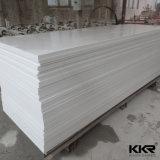 Surface solide acrylique de configuration veinée par marbre