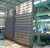 T-Slotted Cast Iron 또는 Steel Angle Plates
