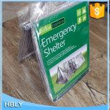 Allwetter- Folien-medizinische Plastik-thermische Emergency Schutz-Wegwerfzelte