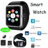 タッチ画面が付いているスマートな腕時計の携帯電話Gt08