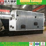 Chaudière à vapeur allumée par bagasse complètement automatique de biomasse