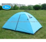 Double Skin 2 Persons Alumínio Pole Outdoor Tent