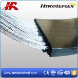 Анти--Сорвите резиновый конвейерную с выключателем кабелей стали в крышке