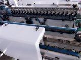 Dobrador de canto do competidor automático Gluer da caixa quatro seis de Gk-1450slj