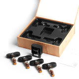 Video TPMS Bluetooth di pressione di gomma del sistema di controllo di pressione di gomma OBD