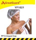 Greatguard wegwerfbare pp. quetschverbundene Schutzkappe (CVA1021)