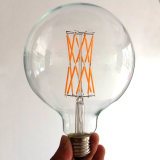 Grote Globale Duidelijke Bol G125/Glodden/de Opalen Lamp van de Basis van het Glas 3.5With5.5With6.5W Verduisterende E27