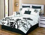安い様式は寝具セットを印刷した