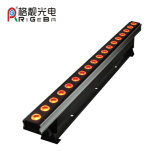 18LEDs 8W RGBW 4in1 Indoor LED Wall Washer Light