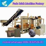 Ineinander greifen, Ziegelstein-Maschine mit Qualität in China pflasternd