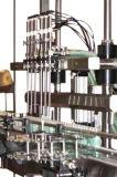 Servo linéaire automatique pompe entraînée boissons Bouteille Machine de remplissage