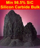 Abrasive Black Silicon Carbide for Jewelry Polishing
